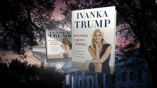 Ivanka Trump's new book gets reviews -- and they aren't good