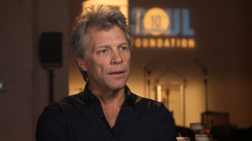 Jon Bon Jovi offering free meals to federal workers during government shutdown