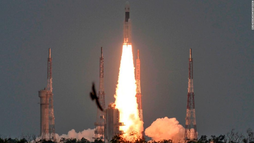 India's Chandrayaan-2 moon mission enters lunar orbit