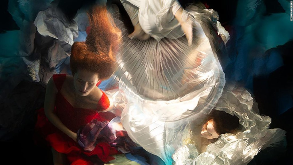 How Christy Lee Rogers is pushing the boundaries of underwater photography