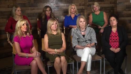 These Republican women say they stand behind Trump and don't see his recent tweets as racist