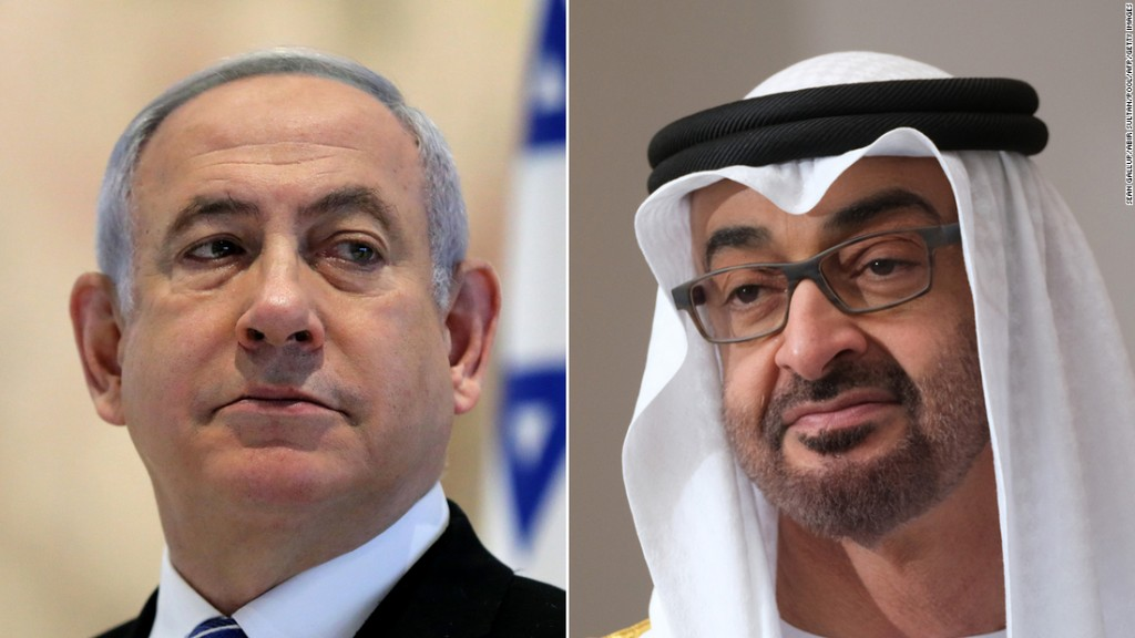 Analysis: The UAE and Israel's whirlwind honeymoon has gone beyond normalization
