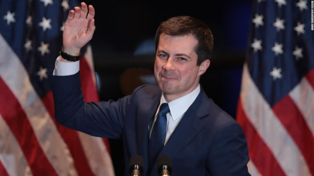 Pete Buttigieg launches a new PAC aimed at helping down-ballot Democrats