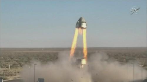 Watch Boeing's Starliner spacecraft complete a critical test