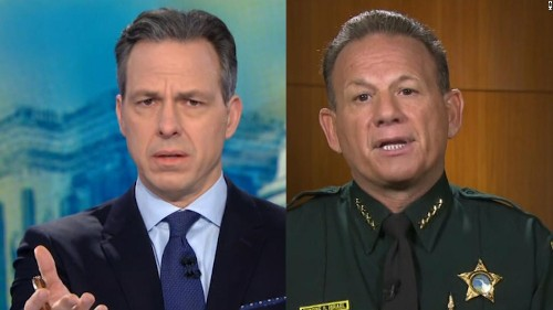 Florida Senate votes to remove Broward County Sheriff Scott Israel from office