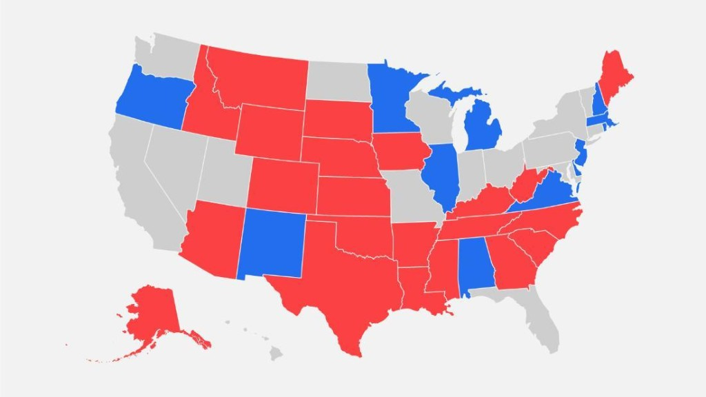 How the fight for the Senate is slowly moving toward Democrats