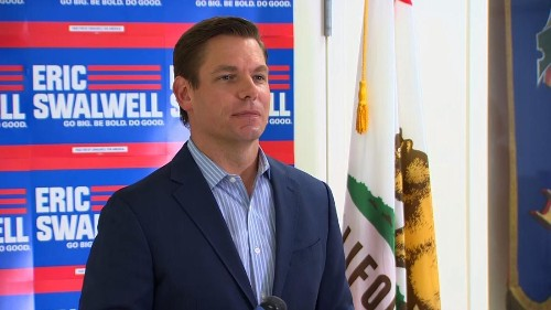 Eric Swalwell ends presidential bid after failing to gain traction