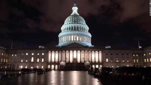 The Washington nightmare before Christmas: a government in chaos