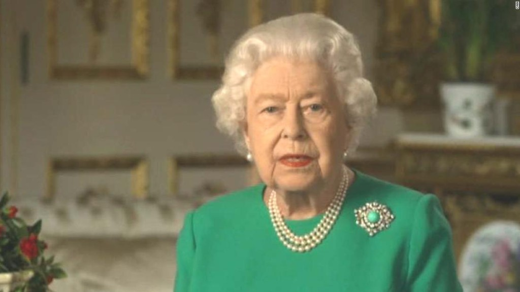 The Queen's master class in fighting with compassion