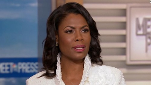 Why Omarosa's secret recording is an alarm bell