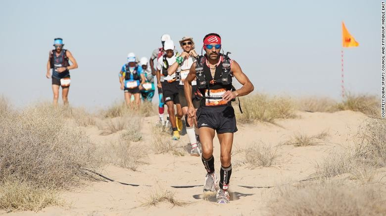 'World's longest desert ultramarathon' launches in Dubai