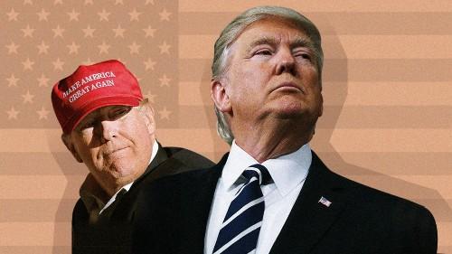 Trump's stunning u-turns on NATO, China, Russia and Syria