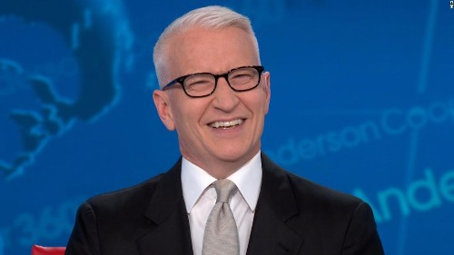 Anderson Cooper cracks up over Trump's wine preference