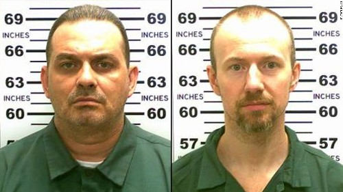 Source: Escaped killers' DNA found in upstate New York cabin