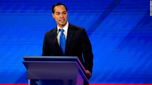 Julian Castro made a big mistake
