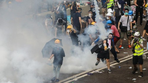 The return of Hong Kong's umbrella movement