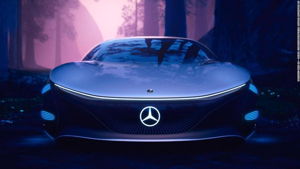 The far out and futuristic cars of CES