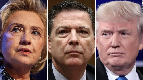Trump raised prosecuting Clinton with top White House, Justice officials
