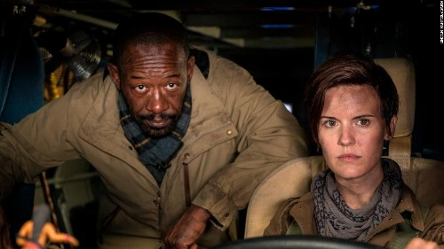 'Fear the Walking Dead' gets major makeover with Morgan's arrival