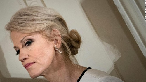 Kellyanne Conway broke the rules. She's not going to pay for it.