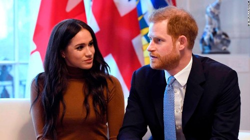 Harry rejoins Meghan and Archie in Canada, leaving royal life behind