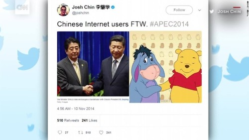 The ideological war playing out on China's internet