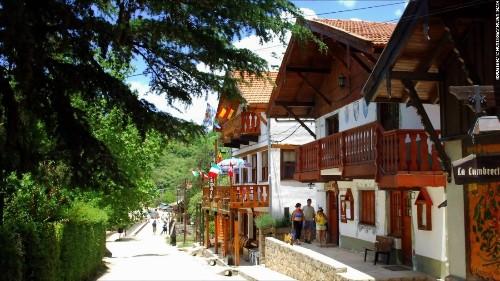 La Cumbrecita: A slice of Bavaria in the heart of Argentina