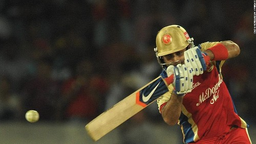 'King of cricket' Virat Kohli represents a 'new India'