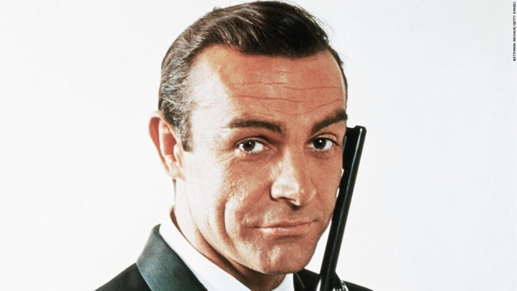 In pictures: Sean Connery