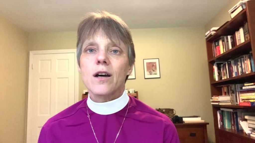 Bishop at DC church outraged by Trump visit: 'I just can't believe what my eyes have seen'