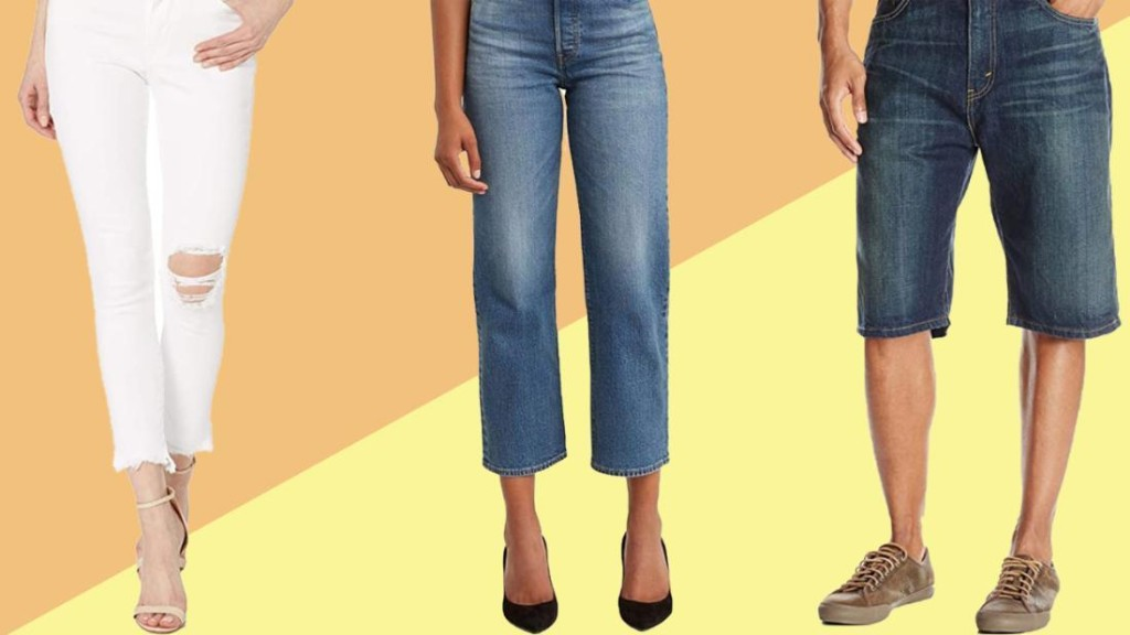 The best deals on denim at Amazon's Big Style Sale