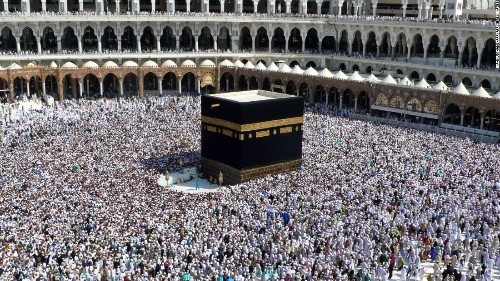 Sun will align directly over Kaaba, Islam's holiest shrine, on Friday
