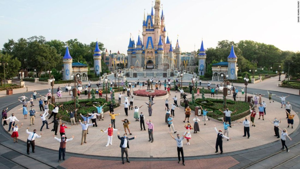 7 takeaways from Disney World's July reopening