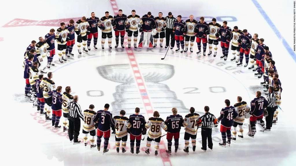 NHL announces no Covid-19 cases during first week of return to play