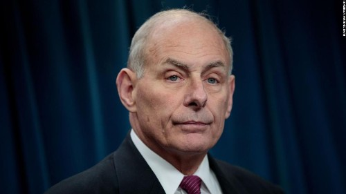 John Kelly's biggest slam wasn't even about Donald Trump