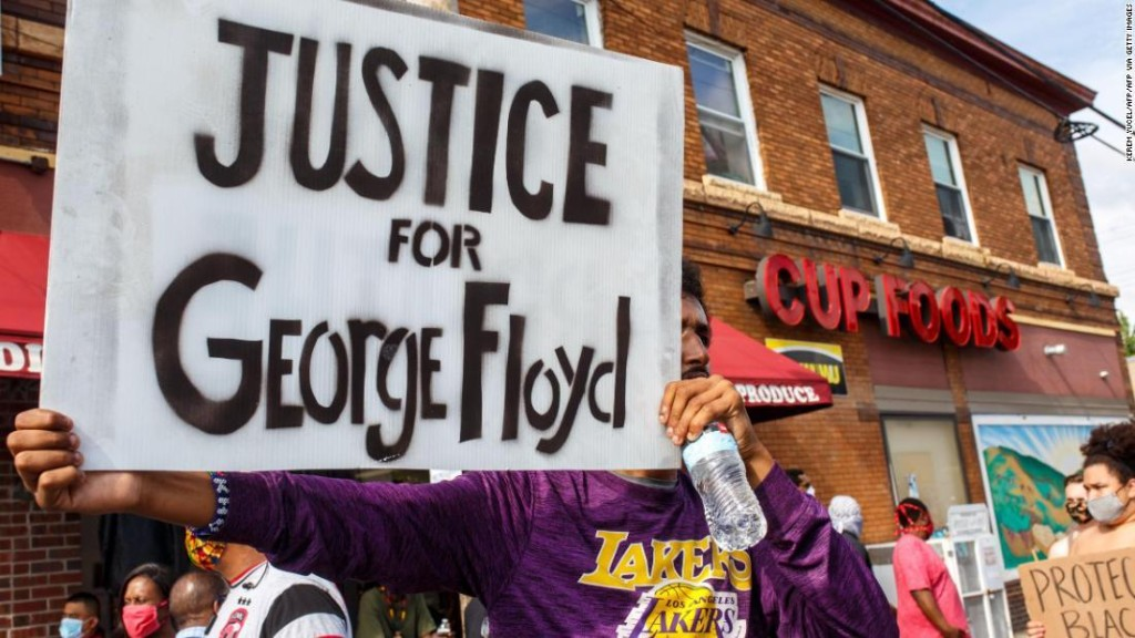The Minneapolis police officer who knelt on George Floyd's neck had 18 previous complaints against him, police department says