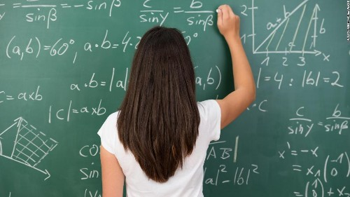 Brain scans don't lie: The minds of girls and boys are equal in math