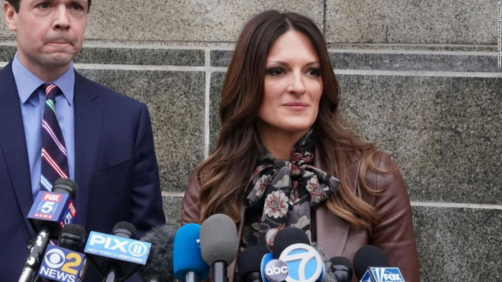 Harvey Weinstein's lawyer says she's never been sexually assaulted 'because I would never put myself in that position'