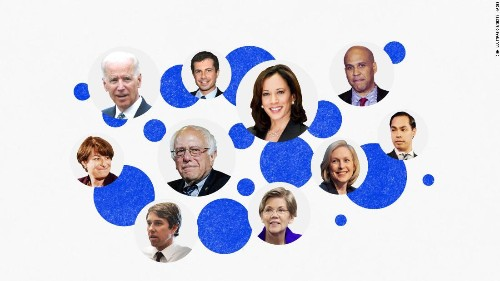 Bernie Sanders is the new No. 1 in our 2020 Democrat rankings