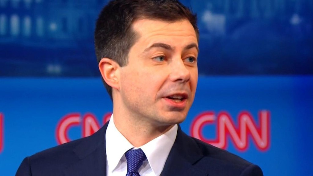 Pete Buttigieg claimed victory in Iowa before any results were reported