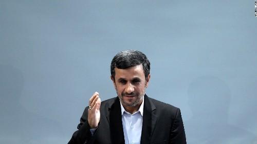 Report: Ahmadinejad's bodyguard killed in Syria
