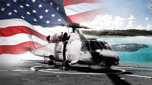 Is the United States about to lose control of its secretive Diego Garcia military base?