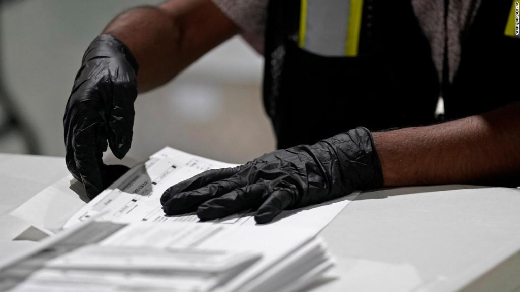 Mismatched signatures prompt tossed absentee ballots, legal fights ahead of election