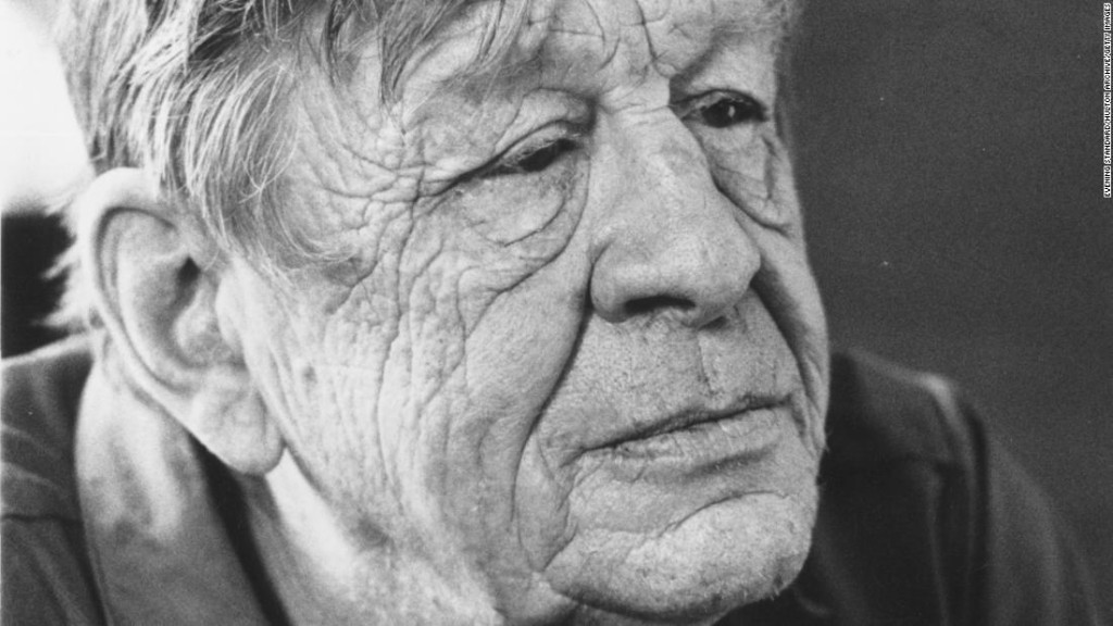 What W.H. Auden taught me about Easter, God and surviving a season of Covid-19