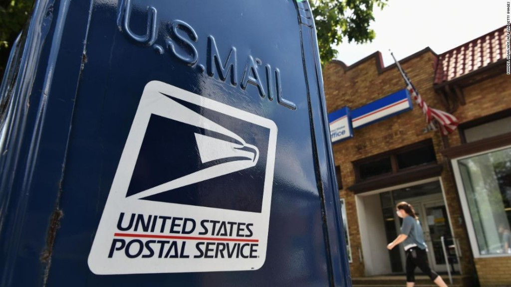 Colorado secretary of state sues USPS over election mailers she says misleads state's voters