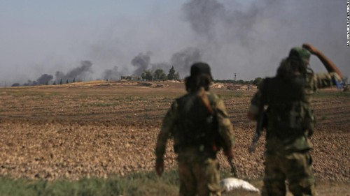 The situation in Syria is rapidly deteriorating. Four things you need to know