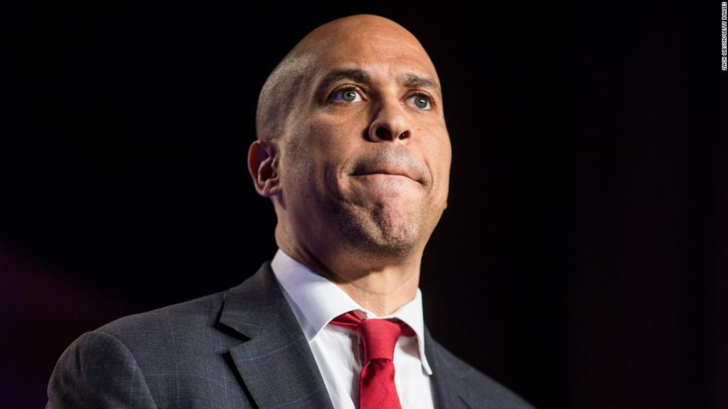 Cory Booker ends 2020 presidential campaign