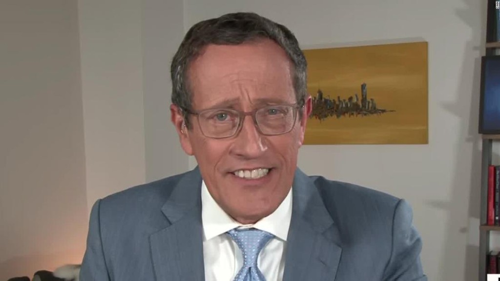 I got Covid-19 two months ago. I'm still discovering new areas of damage -- Richard Quest