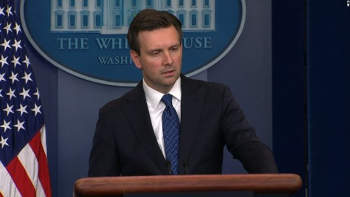 White House: Trump 'obviously' knew Russia hacks were benefiting him