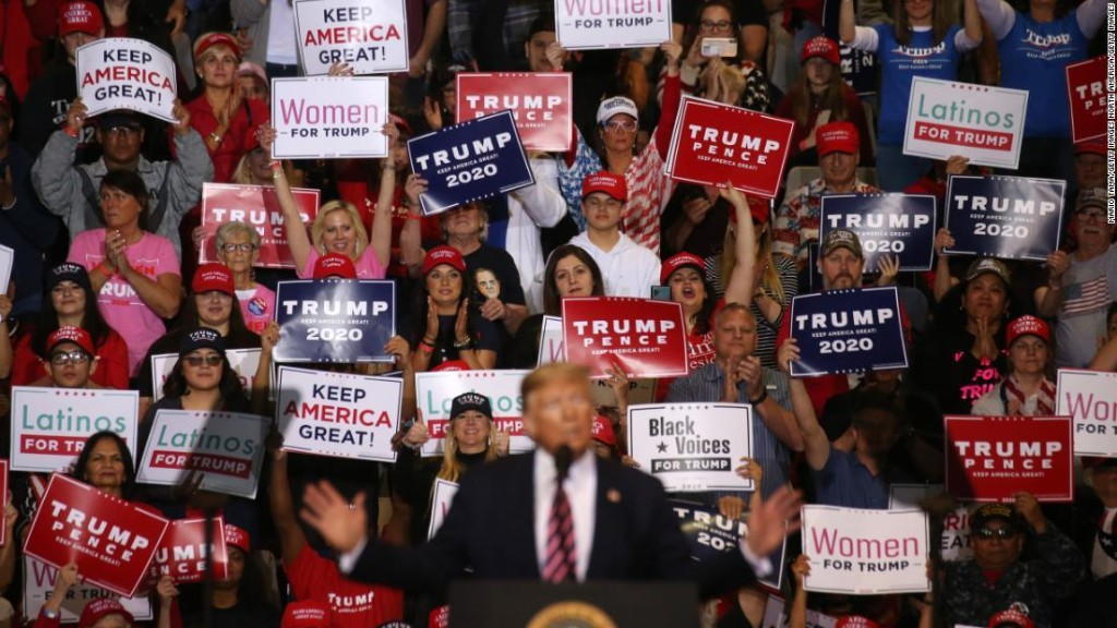 What Trump's four years taught me about the two White Americas